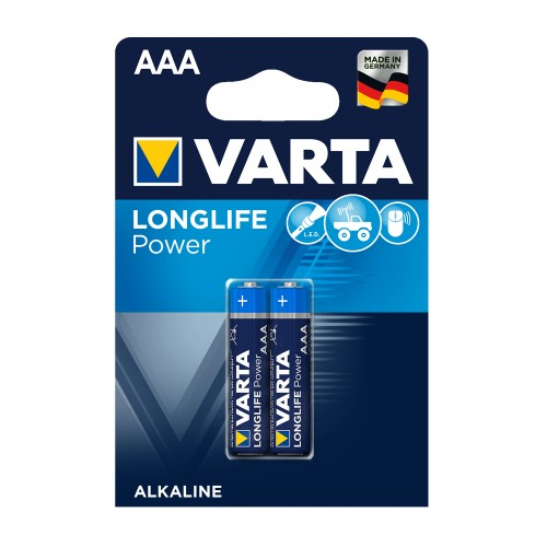 AAA Varta LongLife Power - Alkaline