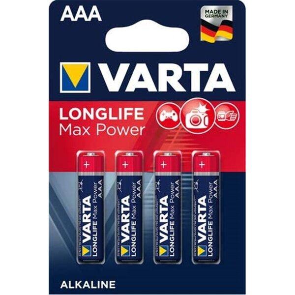 AAA Varta LongLife Max Power - Alkaline